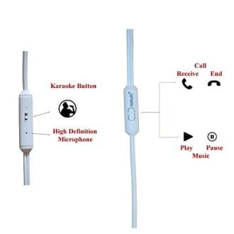 Sonilex Universal SLG-105EP In the Ear Headphones  image 3