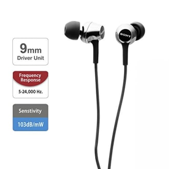 Sony MDR-EX150 In the Ear Headphone  image 2