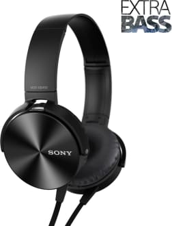 Sony MDR-XB450 Headphone  image 1