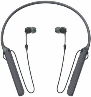 Sony WI-C400 In the Ear Wireless Neckband Headset  image 1