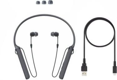 Sony WI-C400 In the Ear Wireless Neckband Headset  image 2
