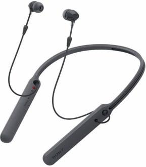 Sony WI-C400 In the Ear Wireless Neckband Headset  image 3