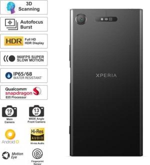 Sony Xperia XZ1  image 2