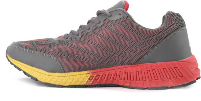 SPARX EDGE QUICK 2.0 Men Running Shoes For Men(Grey, Red) image 4