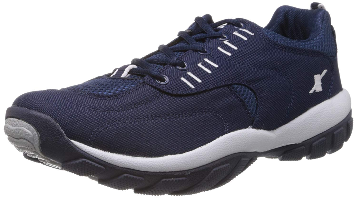 SPARX Navy Blue Running Shoes image 1