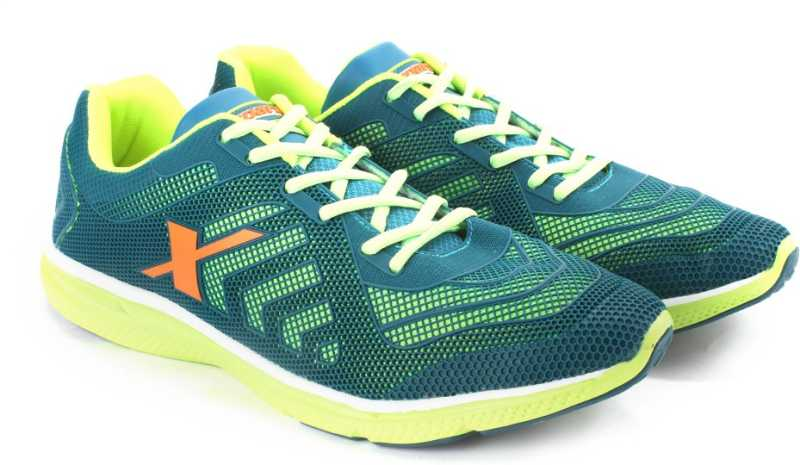 SPARX SUBLITE XT CUSHION GRFTMT Men Running Shoes For Men(Blue, Green) image 1