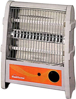 Sunflame SF 941 Halogen 800 W Room Heater image 1