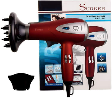 Surker DW-718 2200W Hair Dryer  image 1