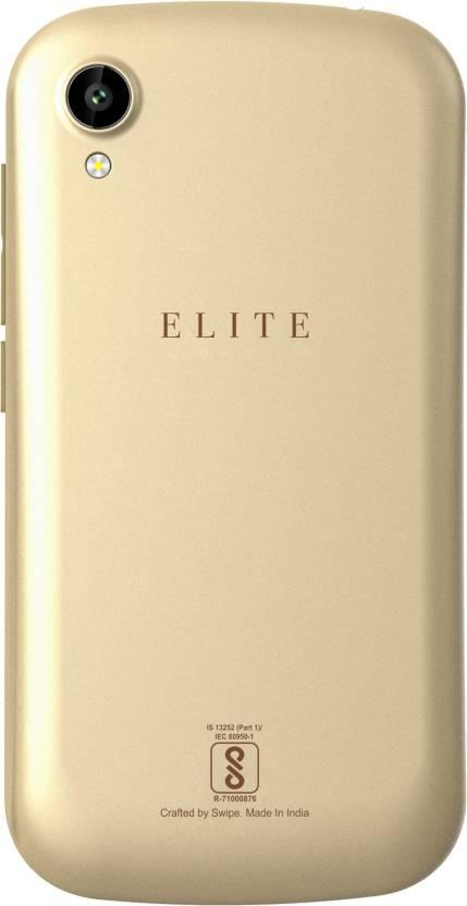 Swipe Elite 4G  image 4