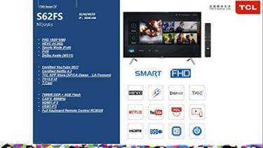 TCL 40S62FS 40 Inch Full HD Smart LED TV  image 2