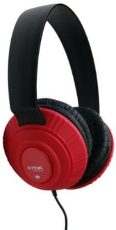 TDK MP-100 DJ Professional Headphones  image 1