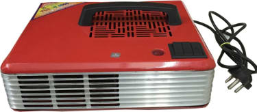Turbo 4000 KHA01 Vac-Khaitan Fan Room Heater image 1