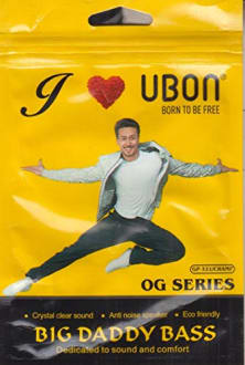 UBON GP-321Champ In the Ear Headphones  image 2
