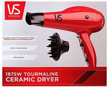Vidal Sassoon VS547 Hair Dryer  image 2