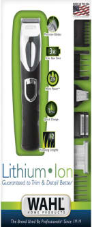 Wahl 09854-624 Lithium Ion Shaver and Trimmer  image 5