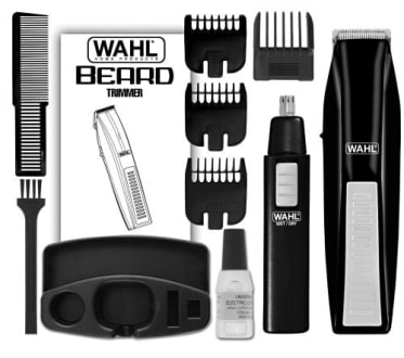 Wahl 5537-1801 Cordless Battery Operated Trimmer image 1