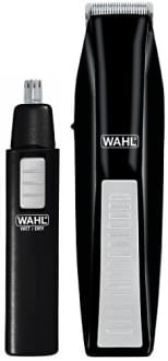 Wahl 5537-1801 Cordless Battery Operated Trimmer image 2