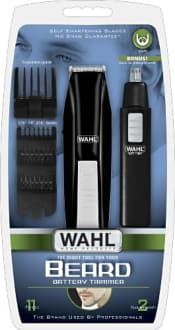 Wahl 5537-1801 Cordless Battery Operated Trimmer image 3