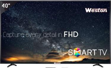 Weston WEL-4000S 40 Inch Smart HD Ready LED TV  image 1