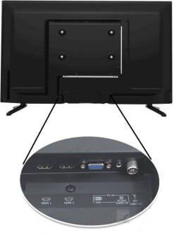 Weston WEL-4000S 40 Inch Smart HD Ready LED TV  image 4