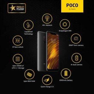 Xiaomi Poco F1 128GB  image 3